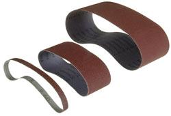 BTX22 Schuurlinnen banden - aluminiumoxide