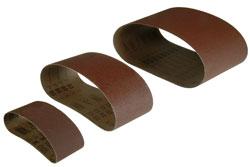 TX52 Schuurlinnen banden - aluminiumoxide