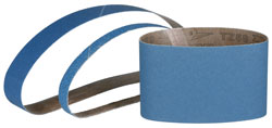 Cloth belts TZ59 - aluminium zirconium oxide