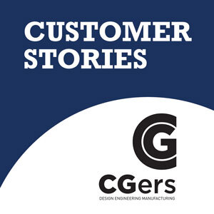 Customer stories - CGers