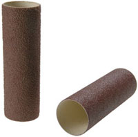 Manchons abrasifs cylindriques - Oxyde d'aluminium