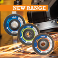 New range of flap discs for stock removal