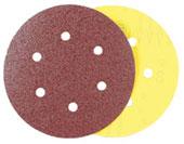 KP949FO Disques papier auto-agrippants oxyde d'aluminium