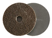 RC Reinforced Tex schijf on fiber