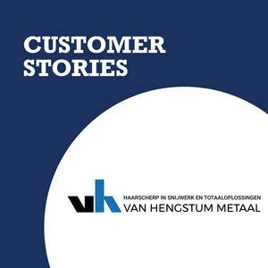 Témoignage de client - Van Hengstum