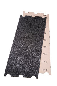 LKE22 sandpaper - silicon carbide